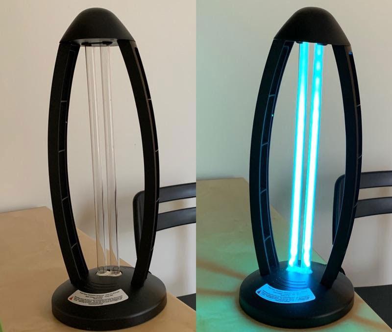 UVC lamp