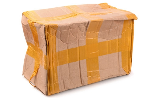 beat up package
